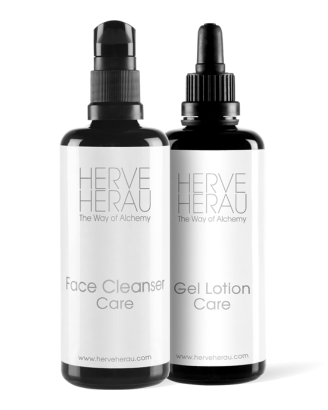 Face Cleanser Care  & Gel Lotion Care